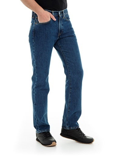 Levi's® Jean Pantolon | 514 - Regular Straight İndigo